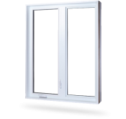 Aluminium Wood Casement